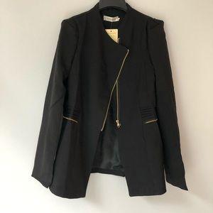 Structured jacket